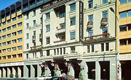 Hungaria City Center 4*