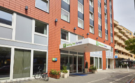 Holiday Inn Berlin City Centre West 4*